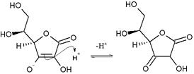 dicetona ácido ascórbico